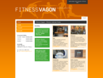 Levné fitness centrum v Praze 1 | Fitness Vagon