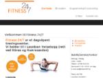 Fitness 247 | Dà¸gnåpent treningssenter
