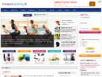 Fitness Health Club - Voeding, fitness en gezondheid!