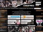 Tienda Ropa Deportiva, Fitness, Culturismo, Entrenamiento, Gimnasio, Better Bodies y Gasp