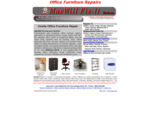 Office Furniture Repairs by MacWill Fix-It , Mobile onsite business furniture repairing, Office Mo