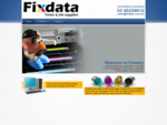 Fixdata | Computer Supplies