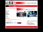 Fix-It All - fixitall. net. au