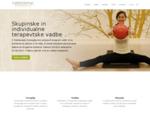Terapija z najsodobnejšimi terapevtskimi tehnikami - Fizioterapija Grosuplje