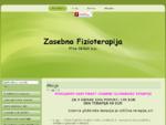 Fizioterapija, fizioterapija na domu, Udarna globinska terapija Feldenkrais metoda, Kineziološki