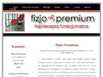Fizjo Premium - Gabinet Rehabilitacji Gdynia - Emilia Lipińska