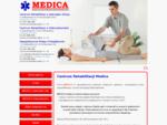 Centrum Rehabilitacji MEDICA - fizjoterapia, ćwiczenia rehabilitacyjne, masaż leczniczy Jastrzębie