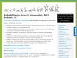 Rehabilitacja dzieci, NDT-Bobath, Masaż niemowląt - Dobry Start