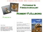 Fotograf och Fiskejournalist Robert Fjällborg - fjallfoto. se