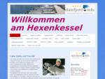 Angeln und Wohnen am Hexenkessel - www. dalsfjord. info