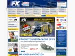FK Automotive España | kit de suspension Llantas de aluminio - pilotos traseros - suspensiones