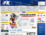 Tuning Shop | auto parts Échappement, suspension au FK Automotive