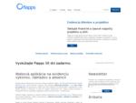 Flapps. sk - Online softvér na evidenciu práce, dochádzky a dovoleniek.