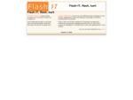 Flash-IT - Flashutvikling med brukeren i fokus
