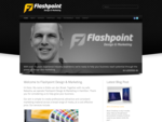 Graphic Design, Printing, Signage, Web Design, Hamilton - Flashpoint Design Marketing