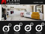 Flash Interiors - Projektowanie wnętrz, łóżka w szafie i suficie.
