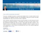 Site oficial do Dr. Flávio Gikovate