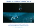 Farrington, Lockwood Home