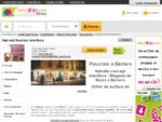 Fleuriste Béziers - Vente de fleurs, plantes, composition florales - Natrella fleuriste Interflor