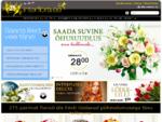Lillede saatmine - Lilled kulleriga - Interflora
