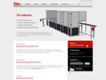 Flex Industries bv | Transport banen aluminium profiel constructies