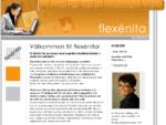 Flexénita kognitiva funktionshinder arbetsplatsanpassning visuell informationsteknologi i arbetslive