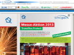 SINOtec GmbH - Sicherheitssysteme, Schweißervorhänge, Schweißerhelme, Schweißerschutz, ...