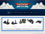 Flight Simulation Hardware and Software - Flight Sim Shop New Zealand