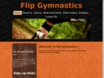 Home - Flip Gymnastics