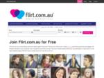 Flirt Online Dating Australia - Flirt. com. au