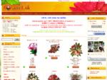 Donáška kvetov, kvety, kytice, darčeky, darčekové koše, neštandardné objednávky, miešané kytic