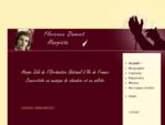 Florence Dumont, Harpiste
