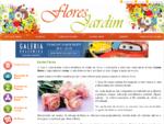 Flores Jardim - Enviar flores, encomendar, oferecer rosas
