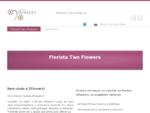 Florista Two Flowers | Florista Two Flowers