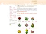 Цветочный магазин, заказ букетов и доставка букетов по Москве Цветочный джаз