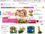 Kvety, donáška kvetov, internetový obchod s kvetmi, kvetinárstvo, Bratislava, Košice