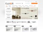 Fluor luminaires lustres, suspension, luminaire led, appliques en vente