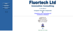 Inorganic Chemistry Production Technologies - FLUORTECH LTD.