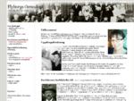 Flyborgs Genealogi - Vauml;lkommen!