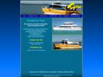 Stradbroke Flyer - Gold Cats - North Stradbroke Island Ferry Service