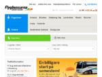 Billig buss transfer till flygplatsen - Flygbussarna