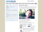 FLYGTAXI TAXI till TÅGET - Startsida