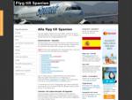 Flyg till Spanien - Billiga flygbiljetter och restips