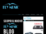 Home - FlyMusic Trento | Service Audio Video Strumenti Musicali