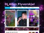 Flyverskjul - diskotek til festen