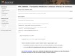 FMC ARRAS Formation Médicale Continue d'Arras et Environs