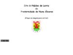 Site do Núcleo de Leiria da Fraternidade de Nuno Álvares