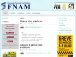 FNAM Federação Nacional dos Médicos