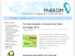 FNERDM - Federação Nacional deEntidades de Reabilitação de Doentes Mentais