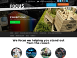 Exhibitions | Tradeshows | Shopfitting | Retail Fit Out | Focus Productions